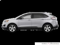 2018 Ford Edge SE   Photo 1   Ingot Silver Metallic