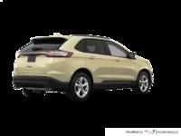 2018 Ford Edge SE   Photo 2   White Gold