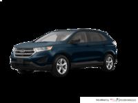2018 Ford Edge SE   Photo 3   blue metallic
