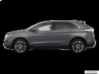 2018 Ford Edge TITANIUM   Photo 1   Magnetic Metallic