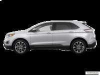 2018 Ford Edge TITANIUM   Photo 1   Ingot Silver Metallic