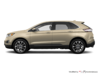 2018 Ford Edge TITANIUM   Photo 1   White Gold