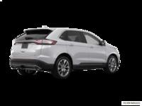 2018 Ford Edge TITANIUM   Photo 2   Ingot Silver Metallic