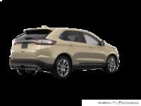 2018 Ford Edge TITANIUM   Photo 2   White Gold