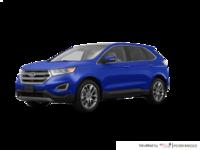 2018 Ford Edge TITANIUM   Photo 3   Lightning Blue