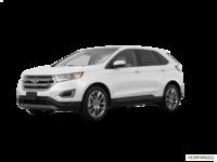 2018 Ford Edge TITANIUM   Photo 3   White Platinum Metallic Tri-Coat