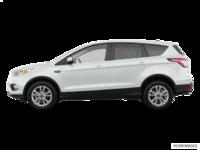 2018 Ford Escape SE | Photo 1 | Oxford White