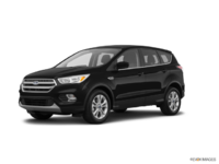 2018 Ford Escape SE | Photo 3 | Shadow Black