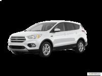 2018 Ford Escape SE | Photo 3 | White Platinum Metallic