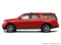 2018 Ford Expedition LIMITED MAX | Photo 1 | Ruby Red Tinted Clear Metallic