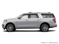 2018 Ford Expedition LIMITED MAX | Photo 1 | Ingot Silver Metallic