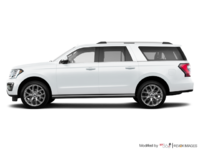 2018 Ford Expedition LIMITED MAX | Photo 1 | Oxford White