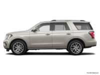 2018 Ford Expedition LIMITED | Photo 1 | White Gold