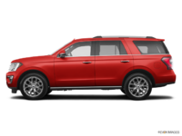 2018 Ford Expedition LIMITED | Photo 1 | Ruby Red Tinted Clear Metallic