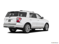 2018 Ford Expedition LIMITED | Photo 2 | White Platinum Metallic Tri-Coat