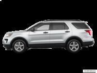 2018 Ford Explorer BASE | Photo 1 | Ingot Silver Metallic