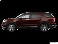 2018 Ford Explorer PLATINUM | Photo 1 | Cinnamon Glaze