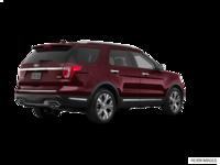 2018 Ford Explorer PLATINUM | Photo 2 | Burgundy Velvet Metallic