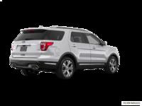2018 Ford Explorer PLATINUM | Photo 2 | Ingot Silver Metallic