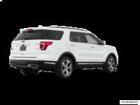 2018 Ford Explorer PLATINUM | Photo 2 | White Platinum Metallic