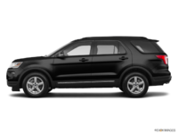2018 Ford Explorer XLT | Photo 1 | Shadow Black