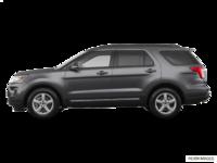 2018 Ford Explorer XLT | Photo 1 | Magnetic Metallic