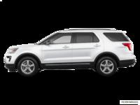 2018 Ford Explorer XLT | Photo 1 | White Platinum Metallic