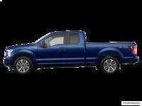 2018 Ford F-150 XL | Photo 1 | Blue Jeans Metallic
