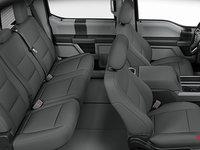 2018 Ford F-150 XLT   Photo 2   Medium Earth Grey Cloth Bucket  Seats (UG)