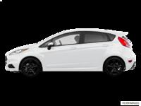 2018 Ford Fiesta Hatchback ST   Photo 1   White Platinum