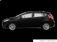 2018 Ford Fiesta Hatchback TITANIUM | Photo 1 | Shadow Black