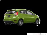 2018 Ford Fiesta Hatchback TITANIUM | Photo 2 | Outrageous Green