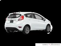2018 Ford Fiesta Hatchback TITANIUM | Photo 2 | White Platinum