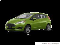 2018 Ford Fiesta Hatchback TITANIUM | Photo 3 | Outrageous Green