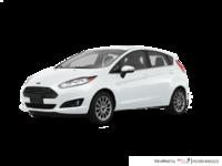 2018 Ford Fiesta Hatchback TITANIUM | Photo 3 | White Platinum