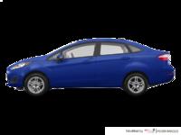 2018 Ford Fiesta Sedan SE | Photo 1 | Lightning Bllue