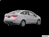 2018 Ford Fiesta Sedan SE | Photo 2 | Ingot Silver