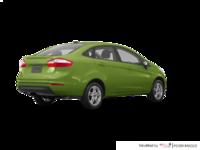2018 Ford Fiesta Sedan SE | Photo 2 | Outrageous Green