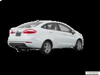 2018 Ford Fiesta Sedan SE | Photo 2 | Oxford White