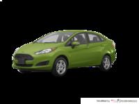 2018 Ford Fiesta Sedan SE | Photo 3 | Outrageous Green