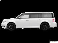 2018 Ford Flex SEL | Photo 1 | White Platinum