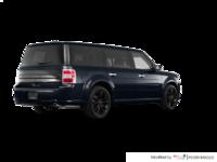 2018 Ford Flex SEL | Photo 2 | Blue