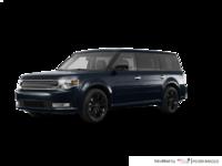 2018 Ford Flex SEL | Photo 3 | Blue