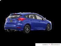 2018 Ford Focus Hatchback SE | Photo 2 | Lightning Blue