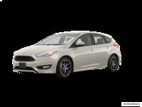 2018 Ford Focus Hatchback SE | Photo 3 | White Gold