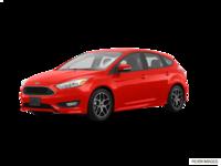 2018 Ford Focus Hatchback SE | Photo 3 | Hot Pepper Red Metallic