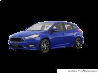 2018 Ford Focus Hatchback SE | Photo 3 | Lightning Blue