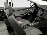 2018 Ford Focus Hatchback SE | Photo 1 | Medium Light Stone Premium Cloth