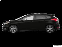 2018 Ford Focus Hatchback ST   Photo 1   Shadow Black