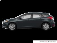 2018 Ford Focus Hatchback TITANIUM | Photo 1 | Blue Metallic